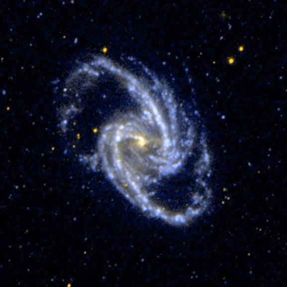 Космос.Галактики и туманности.3D видео.